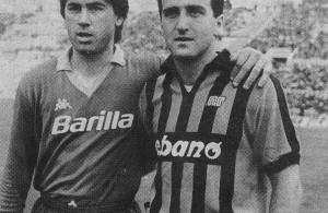 Ancelotti Giovannelli Roma-Pisa 85-86