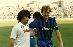 Berggreen e Maradona eff
