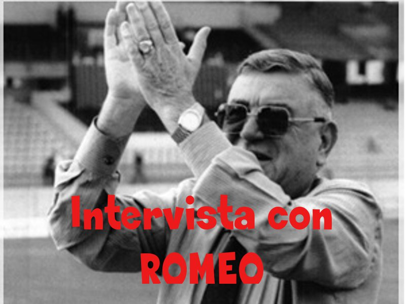 Intervista con Romeo