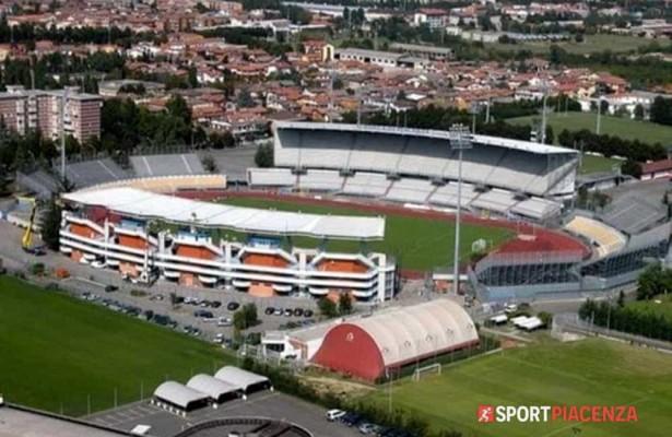 Lo stadio Leonardo Garilli