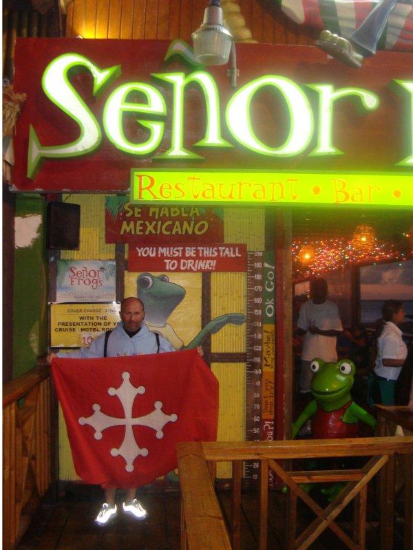 Senor Frog - Cancun