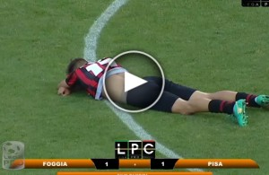 foggia pisa highlights