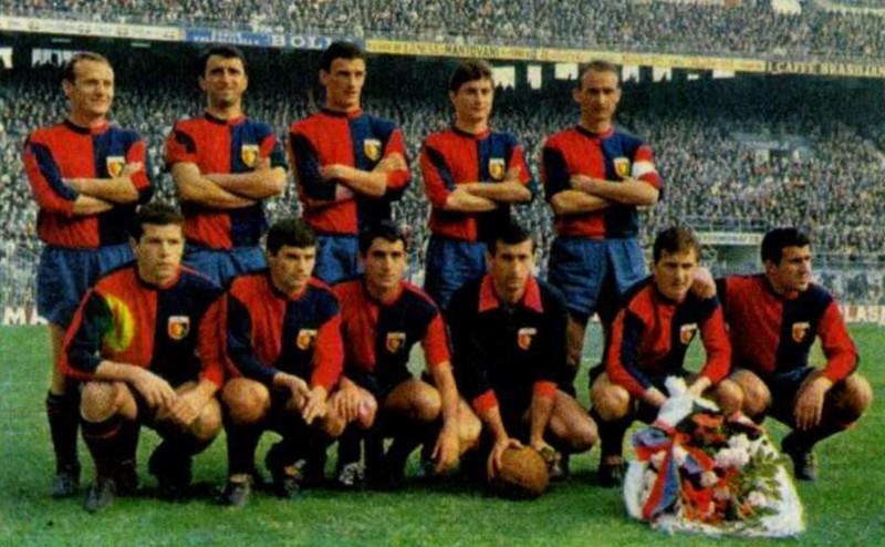 genoa 1963 64