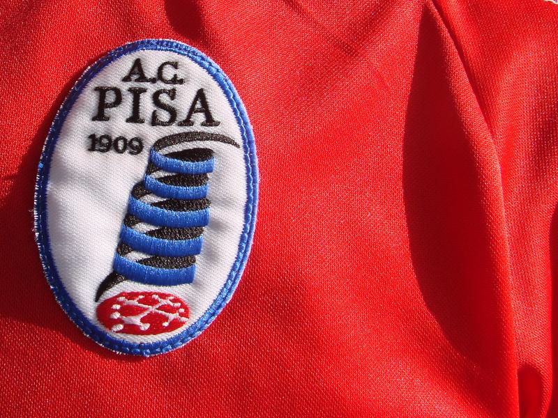 logo Pisa-rosso